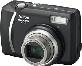 Nikon Coolpix L101 [Foto: Nikon Deutschland]