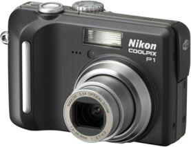 Nikon Coolpix P1 [Foto: Nikon Deutschland]