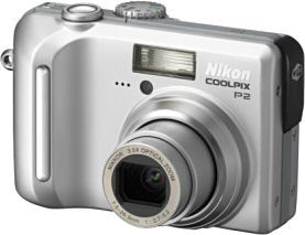 Nikon Coolpix P2 [Foto: Nikon Deutschland]