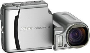 Nikon Coolpix S4 [Foto: Nikon Deutschland]