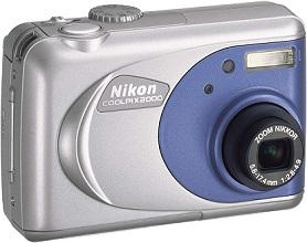 Nikon Coolpix 2000 [Foto: Nikon]