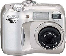 Nikon Coolpix 2100 [Foto: Nikon]