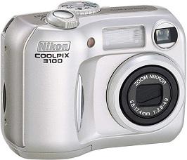 Nikon Coolpix 3100 [Foto: Nikon]