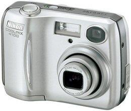 Nikon Coolpix 4100 [Foto: Nikon]