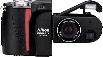 Nikon Coolpix 4500 [Foto: Nikon]