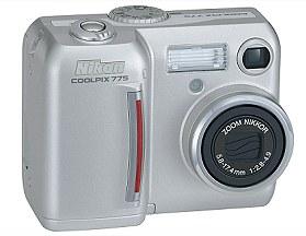 Nikon Coolpix 775 [Foto: Nikon]