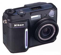 Nikon Coolpix 880 [Foto: Nikon]