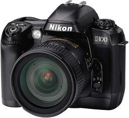 Nikon D100 [Foto: Nikon]