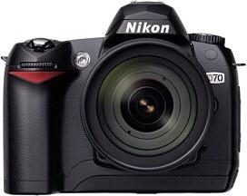 Nikon D70 [Foto: Nikon]