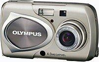 Olympus Mju 410 Digital [Foto: Olympus]