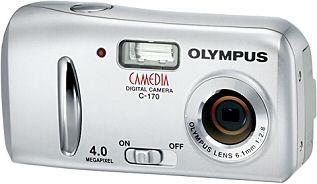 Olympus C-170 [Foto: Olympus Europa]