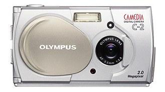 Olympus C-2 [Foto: Olympus]