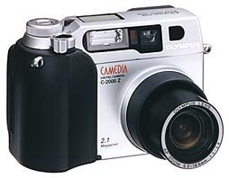 Olympus C-2000 Zoom [Foto: Olympus]