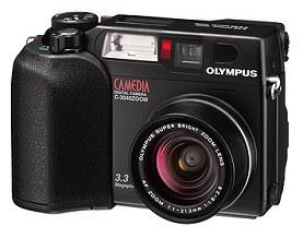 Olympus C-3040 Zoom [Foto: Olympus]