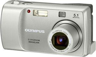 Olympus Camedia C-315 [Foto: Olympus]