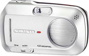 Olympus C-470 Zoom [Foto: Olympus]