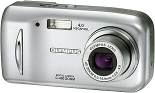 Olympus C-480 Zoom [Foto: Olympus Europe]