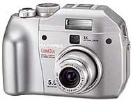 Olympus C-5000 Zoom [Foto: Olympus]