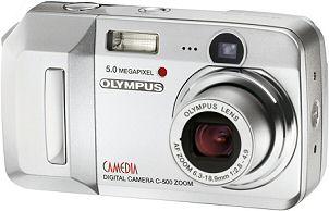 Olympus C-500 Zoom [Foto: Olympus Europe]