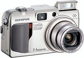 Olympus C-70 Zoom [Foto: Olympus]