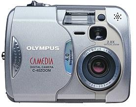 Olympus C40 Zoom [Foto: Olympus]