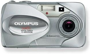 Olympus C-450 Zoom [Foto: Olympus]