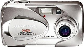 Olympus C-460 ZoomdelSol [Foto: Olympus Europa]