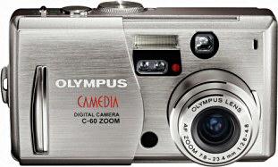Olympus C-60Zoom [Foto: Olympus Europa]