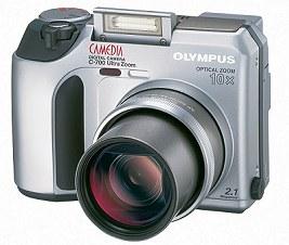 Olympus C-700 Ultra Zoom [Foto: Olympus]