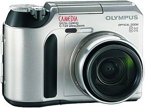 Olympus C-720 Ultra Zoom [Foto: Olympus]