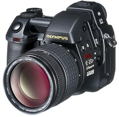 Olympus E20P [Foto: Olympus]