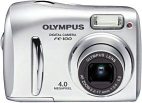 Olympus FE-100 [Foto: Olympus Europa]