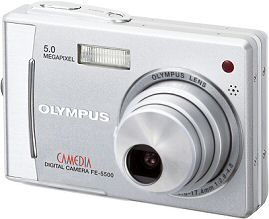 Olympus FE-5500 [Foto: Olympus Europe]