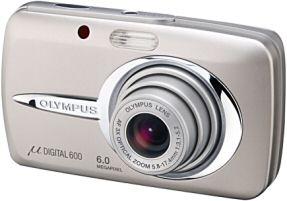 Olympus mju Digital 600 [Foto: Olympus Europa]