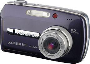 Olympus Mju Digital 800 [Foto: Olympus Europa]