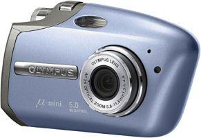 Olympus Mju Mini DS [Foto: Olympus Europe]