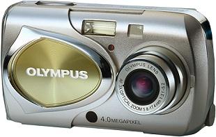 Olympus µ[mju:] 400 Digital [Foto: Olympus]