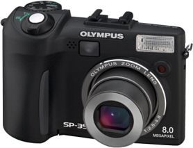 Olympus SP-350 [Foto: Olympus Europa]