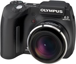 Olympus SP-500 UZ [Foto: Olympus Europa]