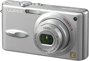 Panasonic Lumix DMC-FX8 [Foto: Panasonic]