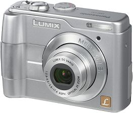 Panasonic Lumix DMC-LS1 [Foto: Panasonic]