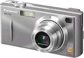 Panasonic Lumix DMC-FX5 [Foto: Panasonic]