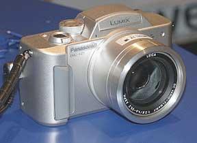 Panasonic Lumix DMC-FZ1 [Foto: MediaNord]