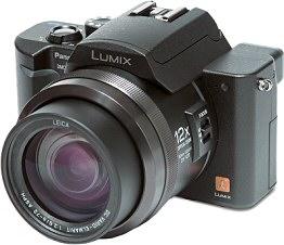 Panasonic Lumix DMC-FZ10 [Foto: Panasonic]