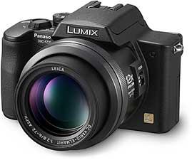 Panasonic Lumix DMC-FZ20 [Foto: Panasonic]