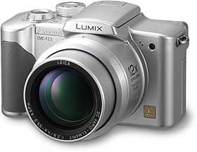Panasonic Lumix DMC-FZ3 [Foto: Panasonic]