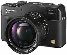 Panasonic Lumix DMC-LC1 [Foto: Panasonic Europe]