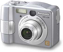 Panasonic Lumix DMC-LC80 [Foto: Panasonic]