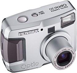 Pentax Optio 30 [Foto: Optio]
