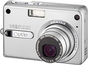 Pentax Optio S5z  [Foto: Pentax]